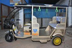 Kuku Greens Battery Operated Passenger Vehicle