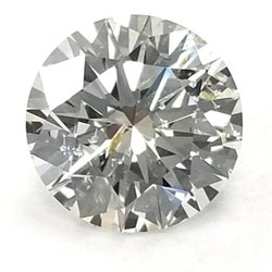 1.00ct Brilliant Cut I1-H Quality Real Diamond