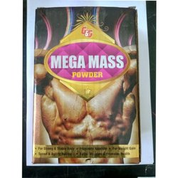 Mega Mass Gainer Powder, Packaging Type: Box
