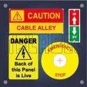 Np Label Control Panel Labels