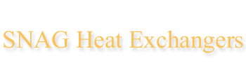 SNAG Heat Exchangers