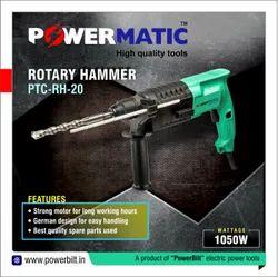 Powermatic Rotary Hammer Machine