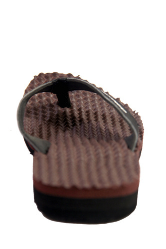 Ortho+Rest Ladies Brown Casual Slippers
