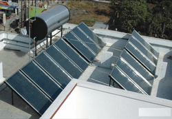 Solar Water Heating System At Best Price In India