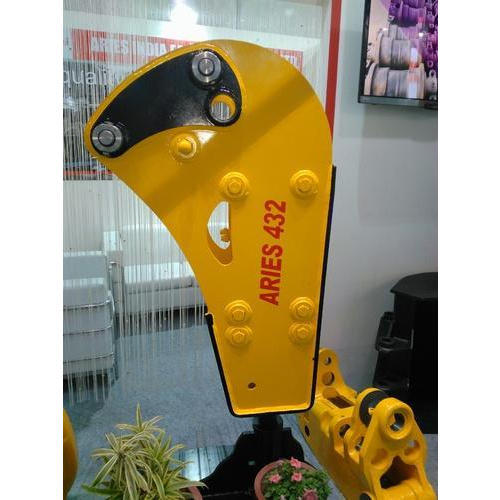 Hydraulic Breaker and JCB Spare Parts Manufacturer | Aries