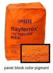 Paver Block Color Oxide Pigments