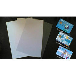 PVC Sheets for ID Cards