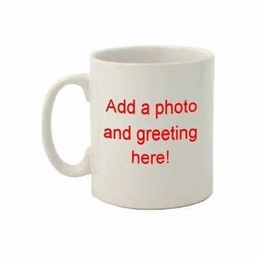 Customized Mug Printing Service