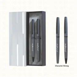 Luxurious Metal Pen Set (Character Strong & Blexo)