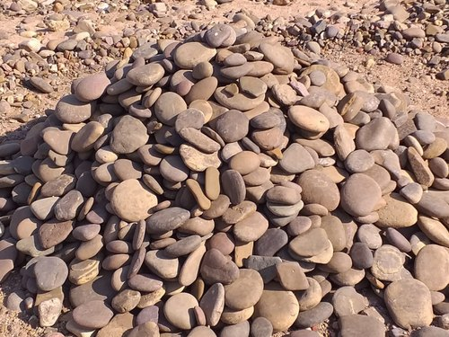 Rm Natural Flat Pebbles Landscaping