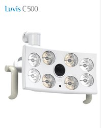 Luvis C500 Dental Light with HD Camera