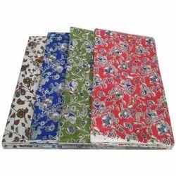 Floral Printed Kalamkari Fabric