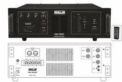 Uba-500dp Dj & Pa Power Amplifiers With Digital Player