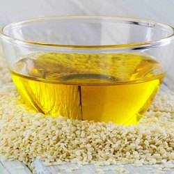 Natural Lowers Cholesterol Cold Press Sesame Oil
