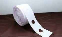 indinnia white plane holl tape 1200 gsm, For Industrial, Packaging Type: Roll