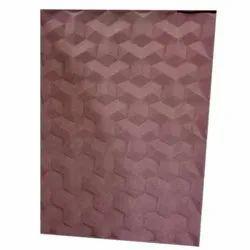 MDF 3D Decorative Panel