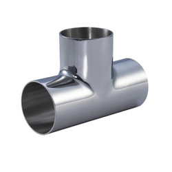 Tee Shape Stainless Steel Pipes