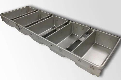Pound Cake Baking Pan Set