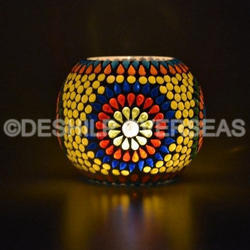 Round Candle Votive Holders