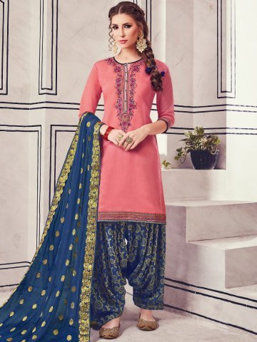 ece5335ce Formal And Party Wear Patiala Salwar Suits
