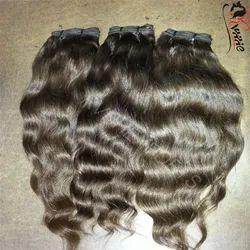 Natural Remy Indian Human Hair