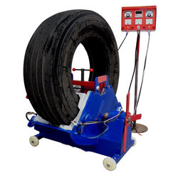 JM 7400 Tyre Section Repair Machine