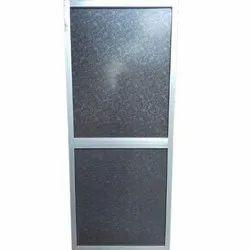 Aluminium Rectangular Bathroom Door