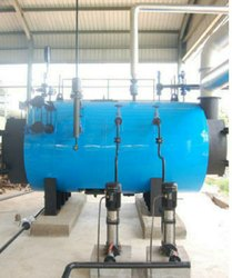 Steam Boiler (Non- IBR) Horizontal