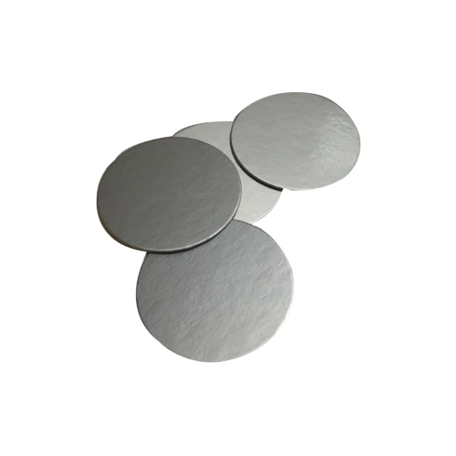 Action Pack Aluminium Circle Foil, For Petroleum Jelly Jars Packing