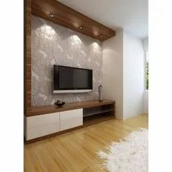 LED Wooden Wall Panel