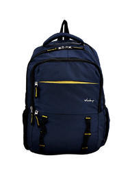 Yelloe Vlookup Series Blue Color Laptop Backpack