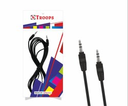 TROOPS TP-2007 AUX Mtr Black Wire