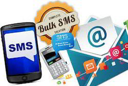 Online Bulk SMS Marketing Software Service, For Windows, Pan India