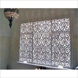 Interior Perforated Aluminium Sheets