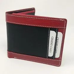 Tough Brown Leather Wallet