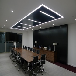 office conference room design. office conference room designing in malad west, mumbai, karma design | id: 17357542833