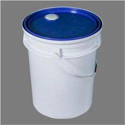 Chemical Plastic Bucket, Capacity: 18 L