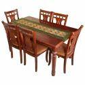 Jacquard Silk Dining Table Runner 110