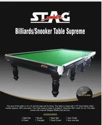 Billiards Table Stag Supreme