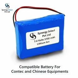 Contec ECG Machine Lithium Ion Battery