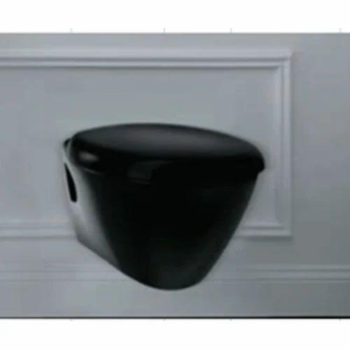 Kohler Black Western Toilet