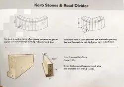 Kerb Stones & Road Divider