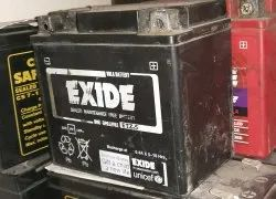Repaired Battery