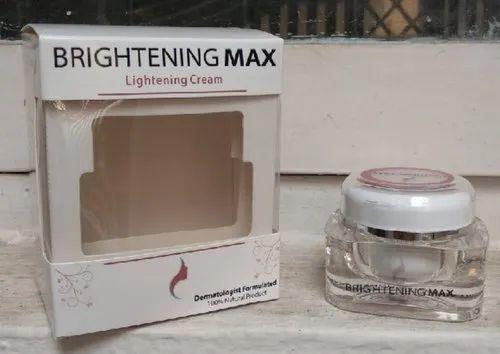 Dark Spots Removal Cream (brightening Max)
