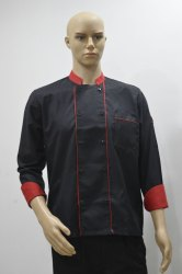 Cotton Chef Coat, Packaging Type: Packet
