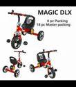 Magic Chrome Kids Tricycle