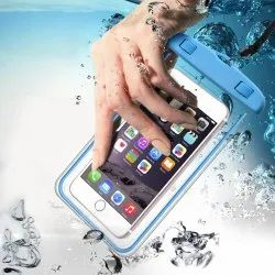 Plastic Waterproof Mobile Cover, Size: 6 Inch