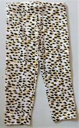 Girls Printed Legging