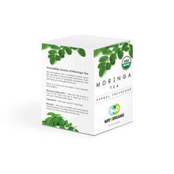 Moringa Ginger Tea 100 G Tin
