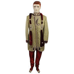 Embroidered Indo Western Sherwani